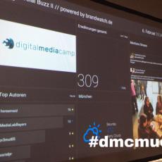 #dmcmuc endlich wieder ein Barcamp in München!