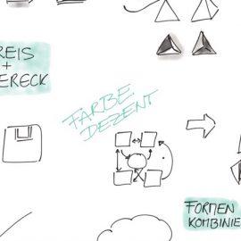 Punkt, Punkt, Komma, Strich…. #sketchnotes Tutorial 3