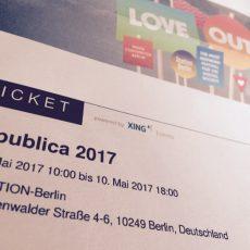 pre:republica – mein erstes mal re:publica