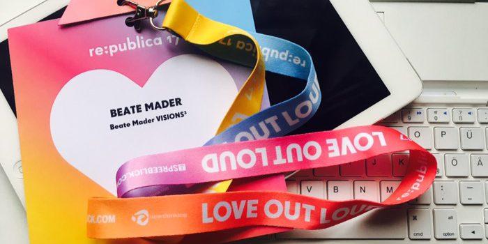 Re:publica 2017 – Tag 1