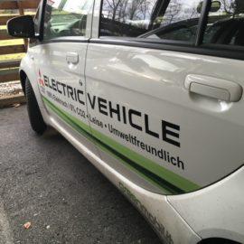 Das Elektroauto und ich – eine Woche #e-mobility testen