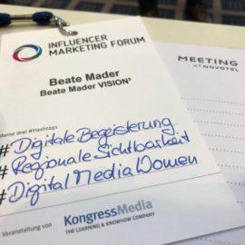 Influencer Marketing Forum 2018
