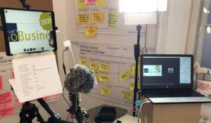 GO Business Setting Online-Netzwerken