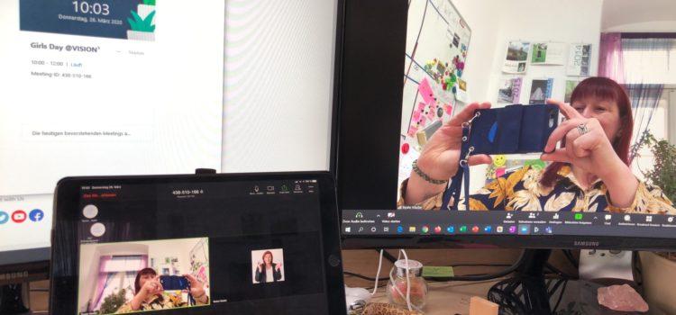 Online Meeting Vorbereitung