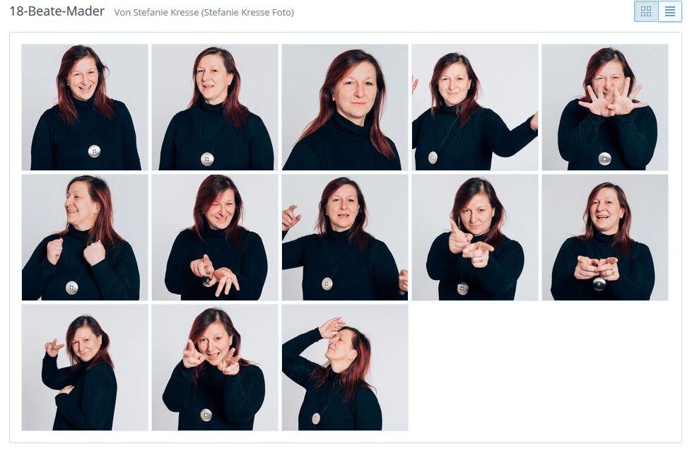 Bildauswahl Fotoshooting W&V Workshop 2016 mit Stefanie Kresse