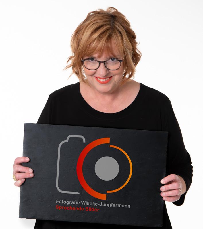 Dorothe Willeke-Jungfermann. Foto Sieghart von Schlichting