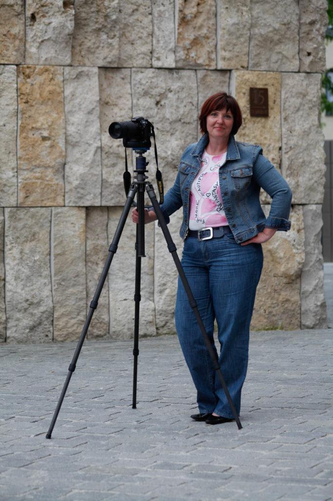 Dorothe Willeke-Jungfermann. Foto Karin Pfab