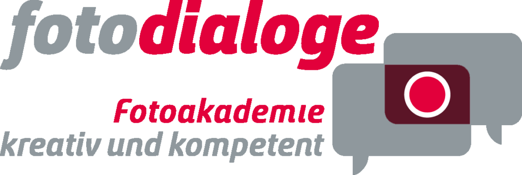 Logo Fotodialoge - Fotoakademie. kreativ und kompetent