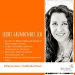 Vicki Janssen - Tipps an mein gründendes Ich