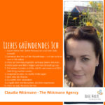 Claudia Wittmann: Tipps an mein gründendes Ich