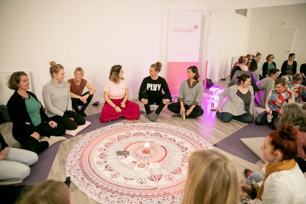 Gebärmütter-Meetup (c) Eila Lifflander