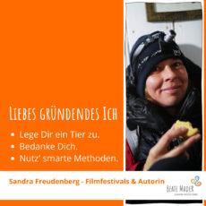 Sandra Freudenberg - Tipps an mein gründendes Ich
