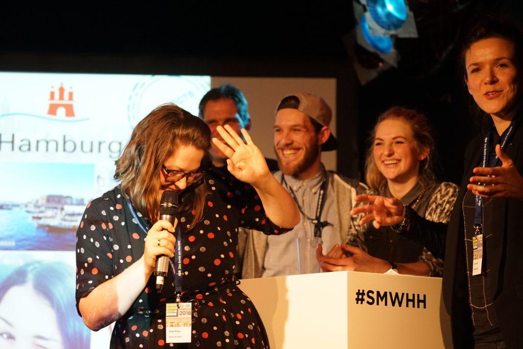 Social Media Week Hamburg (c) Malte Klauck