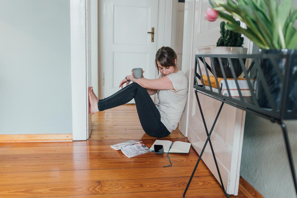 Andrea Koschinski: Tipps an mein gründendes Ich. Foto: Mirjam Kilter