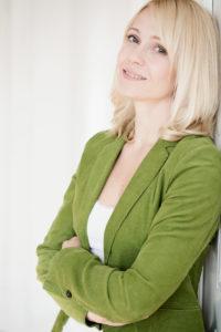 Nadine Bütow. Tipps an mein gründendes Ich. Foto: Alexander Rhau
