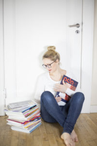 Nadine Bütow: Tipps an mein gründendes Ich. Foto 2021: Samantha Büdow