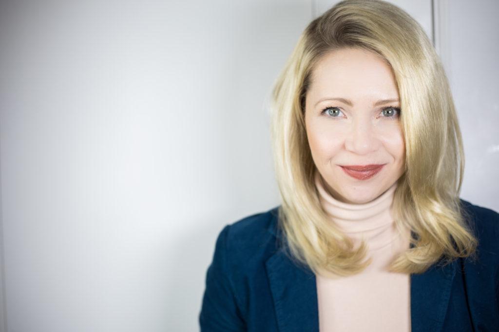 Nadine Bütow: Tipps an mein gründendes Ich. Foto 2021 Samantha Büdow