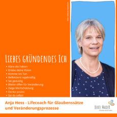Anja Hess: Tipps an mein gründendes Ich